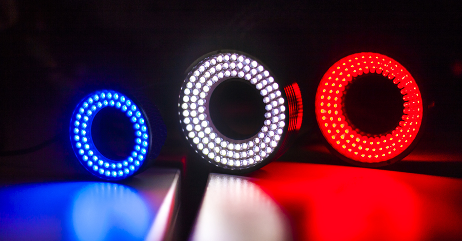 67ba0b65e28a Different light types are required to provide successful illumination for  the broad range of products being inspected by automated systems.