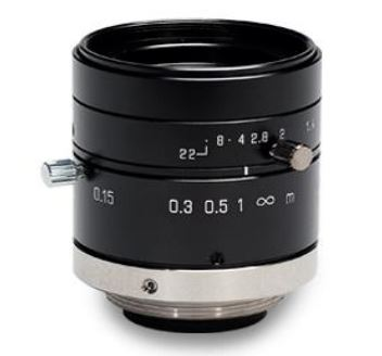 23FM16SP - 2/3 Megapixel Lens 23FM16SP with Lock mount: C Size: 2/3 Aperture: 1,4 - C Filter size: M30,5