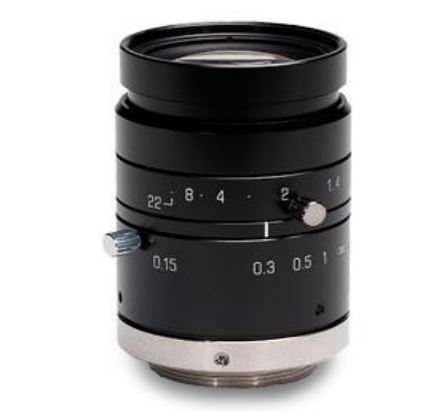 23FM25SP - 2/3 Megapixel Lens 23FM25SP with Lock mount: C Size: 2/3 Aperture: 1,4 - C Filter size: M30,5