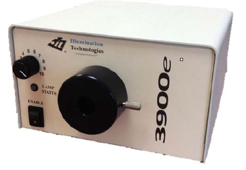 3900E-DJ - DC Source w/Light Feedback 100-240 VAC, AutoCal, RS-232 DJ Receptacle (1.0