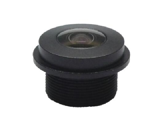 ACTM1221MP - MOQ 100pcs S-Mount lens, 2.1mm, M12, 1/2.7'', F2.5, 1MP
