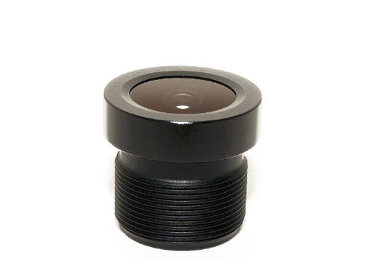ACY1684C1 - MOQ 100pcs S-Mount lens, 2.96mm, M12, 1/3