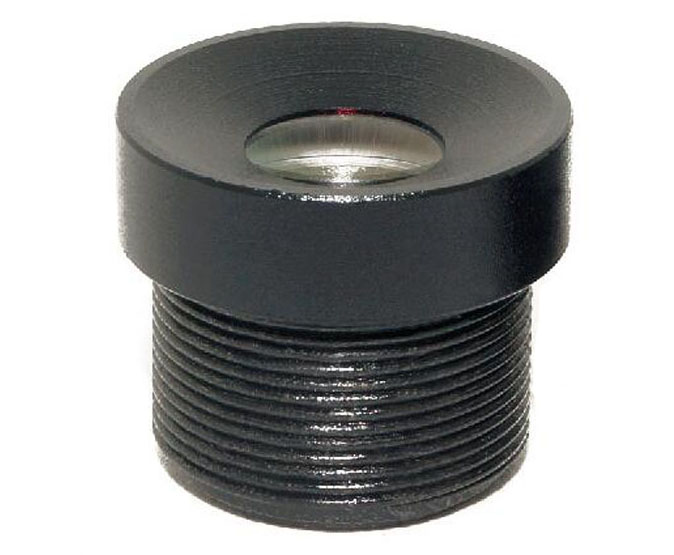 ACY3546PD1 - MOQ 100pcs S-Mount lens, 3.1mm, M12, 1/4