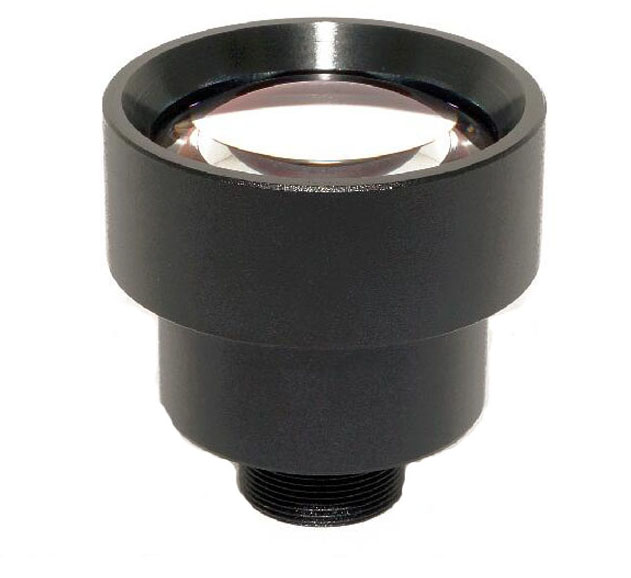 ACY4045A2 - MOQ 100pcs S-Mount lens, 30mm, M12, 1/3