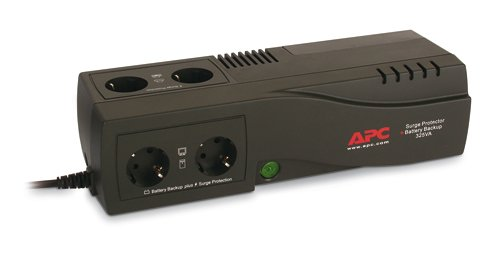 BE325-GR - APC Back-UPS 325VA