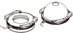 BK-200-CI - Coaxial Light Joint Bracket
