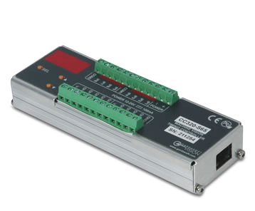 CC320 - Trigger timing controller, 8 inputs, 8 outputs