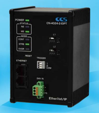 CN-4024-2-EIPT - Controller, Ethernet-IP Functionality, 2 channels