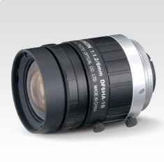 DF6HA-1B - Fixed focal length lens 1/2