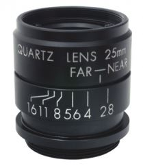 FL-BC2528-VGUV - FIXED FOCAL LENGTH, MANUAL IRIS, Image processing and UV1