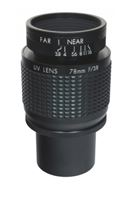 FL-BC7838-VGUV - FIXED FOCAL LENGTH, MANUAL IRIS, Image processing and UV1