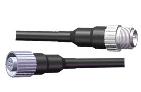FRCB-0_5-M12-4M4F - Dedicated cable for IU Series