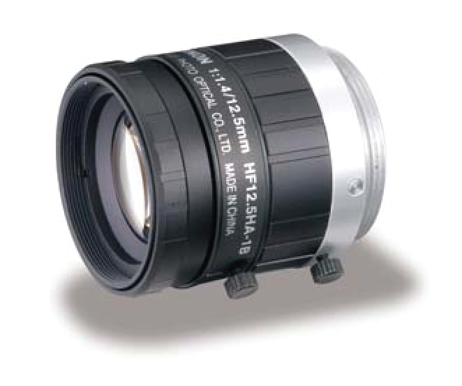HF12_5HA-1B - Fixed focal length lens 2/3