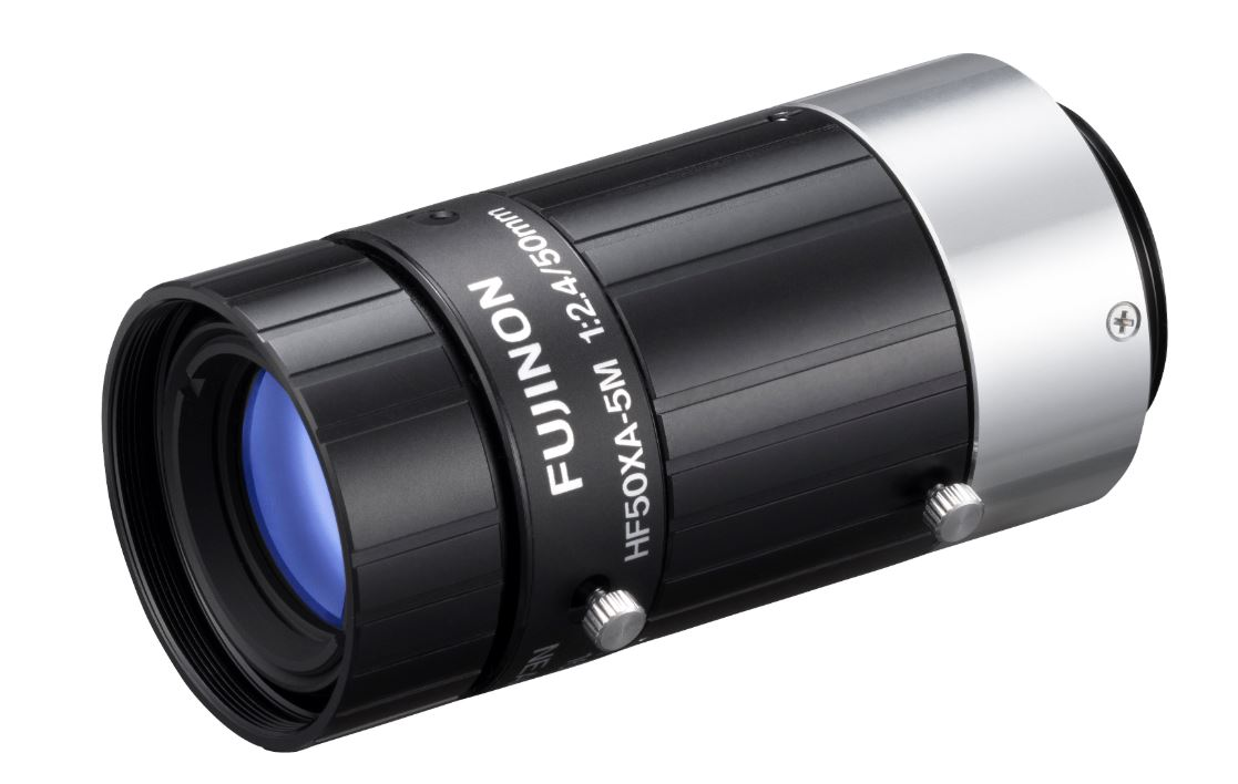 HF50XA-5M - Fixed focal length lens 2/3