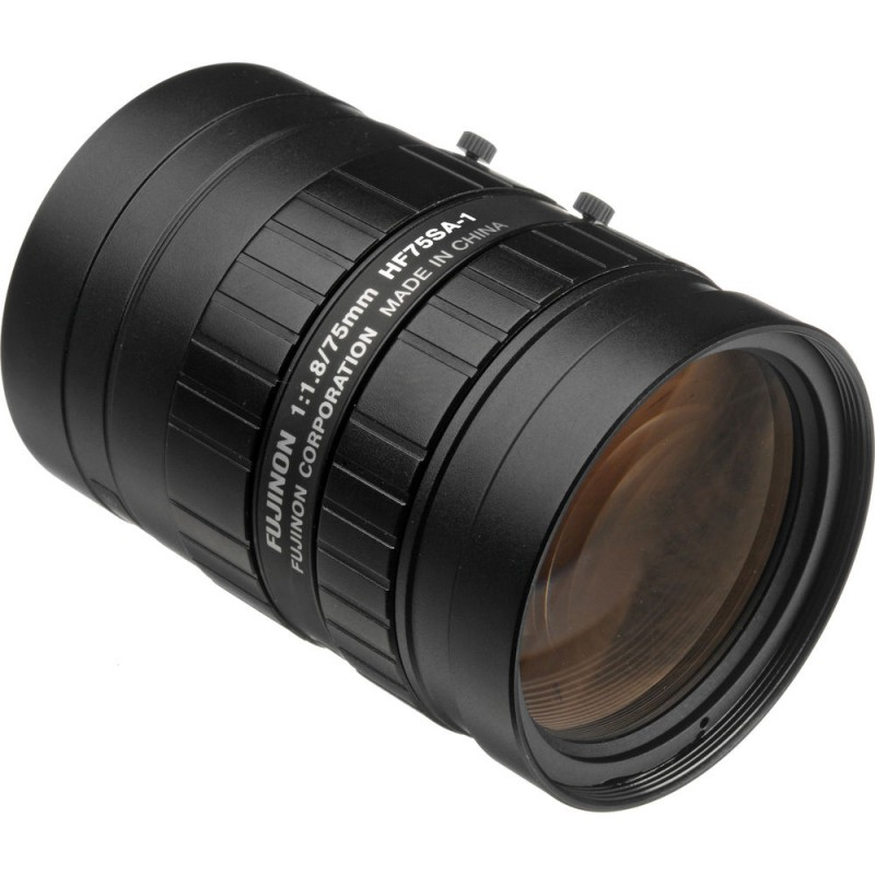HF75SA-1 - Fixed focal length lens 2/3