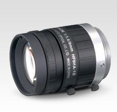 HF9HA-1B - Fixed focal length lens 2/3