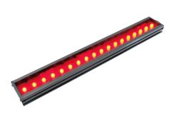 HLDL21050X45RDDFWM12 - High Output Bar Light, Red, M12 Connector