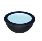 HPD2-250BL - Dome Light, Blue
