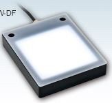 IBL-080080-SW-DF - IP67 Flat Light (Back Light), White