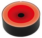 LAV-80RD2-FL - Dome Light, Red, Flying Leads