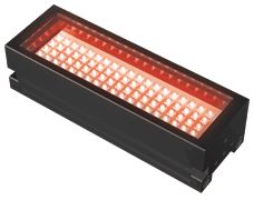 LDL-PF-102X30RD - Bar Light Red, 24V