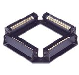 LDQ-100UV365-M12 - Square Light, UV365, M12 Connector