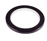 LDR-146SW2-LA1 - Low-Angle Ring Light, White