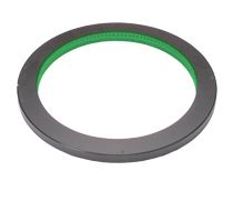 LDR-176GR2-LA1 - Low-Angle Ring Light, Green