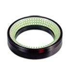 LDR2-100GR2-LA - Low-Angle Ring Light, Green