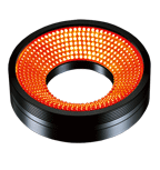 LDR2-120RD2-WD-FL - Ring Light, Red, Flying Leads