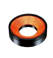 LDR2-120RD2-WD - Ring Light, Red