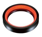 LDR2-132RD2-LA - Low-Angle Ring Light, Red