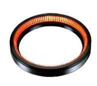 LDR2-170RD2-LA - Low-Angle Ring Light, Red