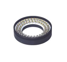 LDR2-90BL2-M12 - Ring Light, Blue, M12 Connector