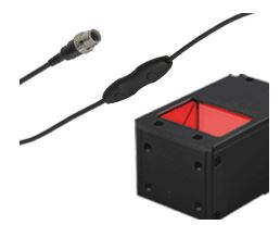 LFV3-35RD-IU(A) - Coaxial Light, Red, IU Series