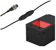 LFV3-50RD-IU(A) - Coaxial Light, Red, IU Series