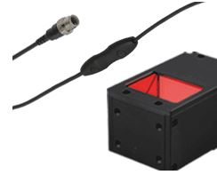 LFV3-70RD-IU(A) - Coaxial Light, Red, IU Series