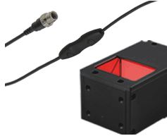LFV3-CP-13RD-IU - Coaxial Light, Red, IU Series