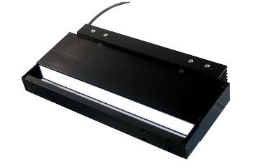 "MB-DALL306-RGB-24 - MetaBright 10"" DIFFUSED AXIAL LINE LIGHT, RGB LEDS, 24VDC"
