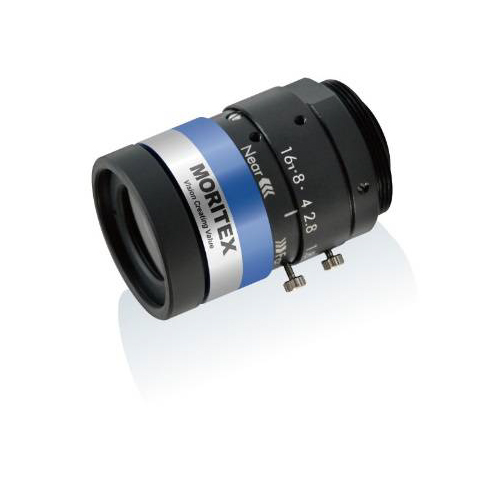 ML-M1616UR - FA/CCTV lens 6MP, 2.2µm,  2/3