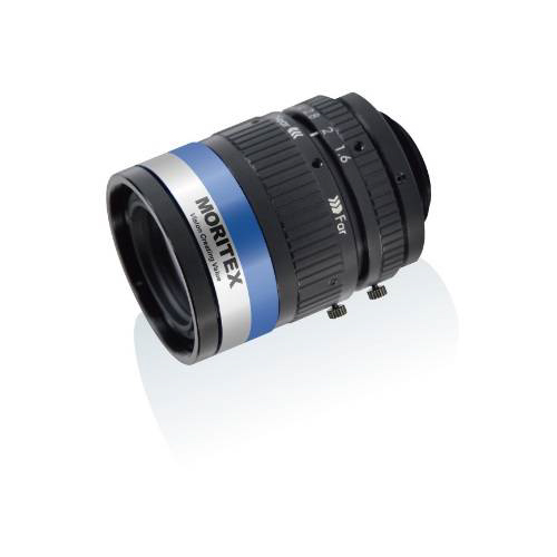 ML-U1216SR-18C - FA/CCTV lens 12MP, 3.45µm, 1.1