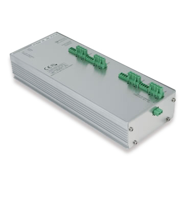 RT820F-20 - RT 820 LED Strobe Controller 8 channels Ethernet fast