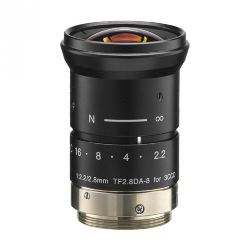 TF2_8DA-8 - Fixed focal length lenses 1/3