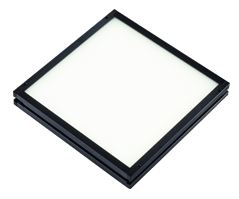 TH-100X100SW - Flat Light (Back Light), White