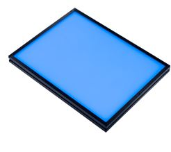 TH-200X150BL - Flat Light (Back Light), Blue