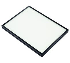 TH-200X150SW - Flat Light (Back Light), White