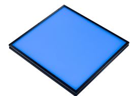TH-211X200BL - Flat Light (Back Light), Blue