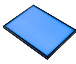 TH-224X170BL - Flat Light (Back Light), Blue