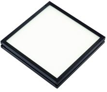 TH2-100X100SW-PM - Flat Light (Back Light) White, 24V