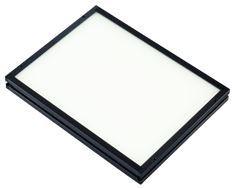 TH2-140X105SW - Flat Light (Back Light) White, 24V